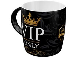Nostalgic Art Tasse VIP only