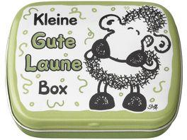 sheepworld Mintdose Kleine Gute Laune Box