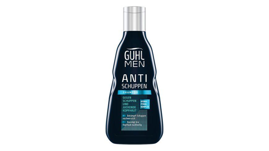 GUHL Shampoo Men Anti Schuppen