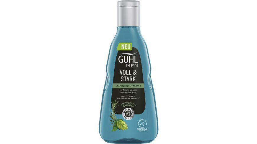 GUHL Shampoo Men Extreme Power