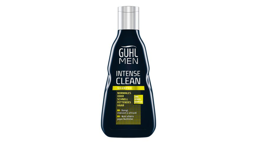 GUHL Shampoo Men Intense Clean