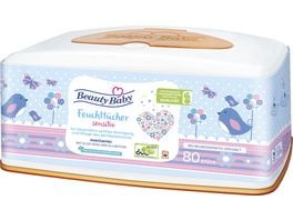 Beauty Baby Comfort Feuchtt Sensitiv Box