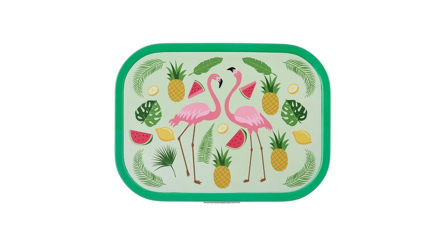 MEPAL Brotdose Campus Tropical Flamingo