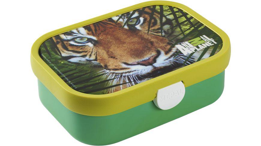 "MEPAL Brotdose Campus ""Animal Planet Tiger"""