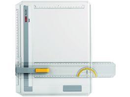 ARISTO Geo Board Zeichenplatte A4 Schnellzeichendreieck