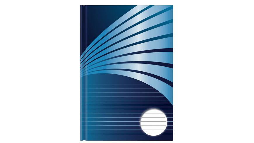 STYLEX Kladde A4 192 Seiten liniert