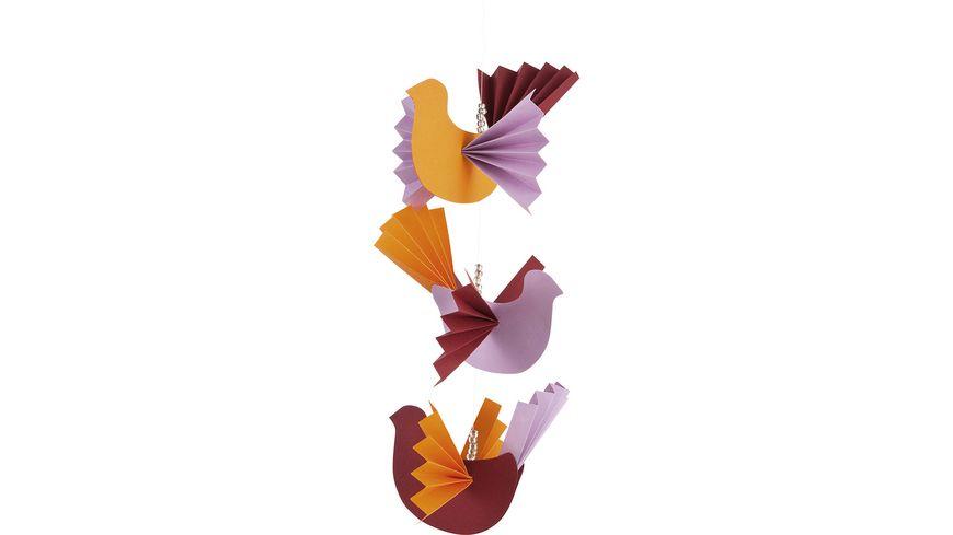folia Tonzeichenpapierblock A3 10 Blatt farblich sortiert