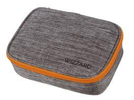 SCHNEIDERS Pencil Box Big Wizzard Grey Melange