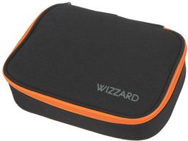 WALKER Pencil Box Big Wizzard Black Melange