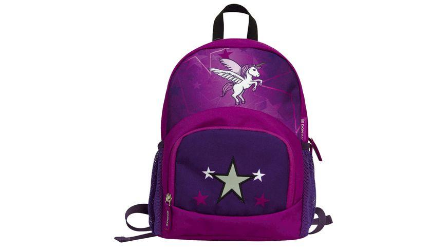 DONAU Kinderrucksack Pegasus
