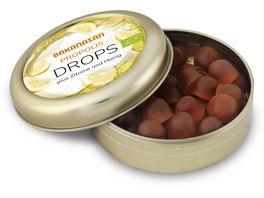 BAKANASAN Propolis Drops plus Zitrone und Honig