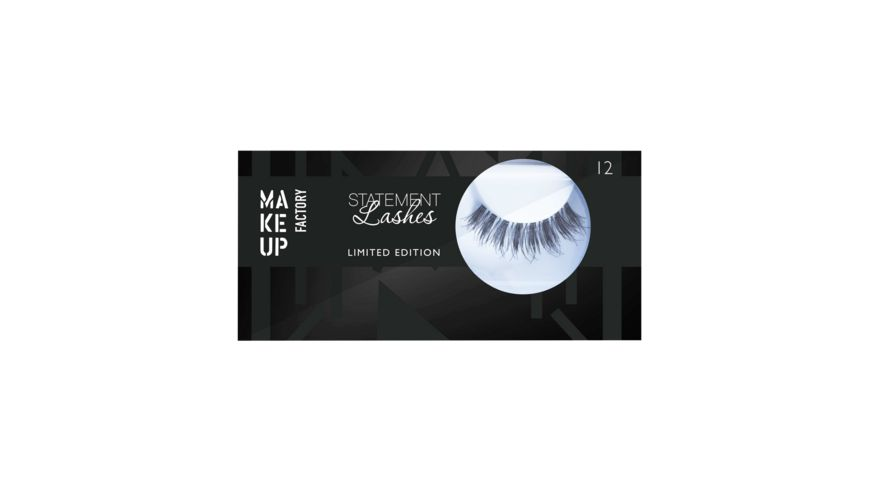 MAKE UP FACTORY Statement Lashes Nr 12