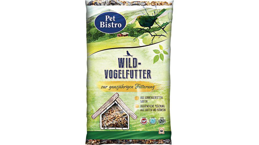 Pet Bistro Mischfuttermittel für Vögel