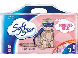 Softstar Toilettenpapier 3 lagig mit Duft