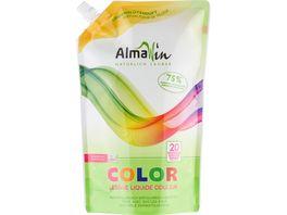 AlmaWin Waschmittel fluessig Oeko Pack