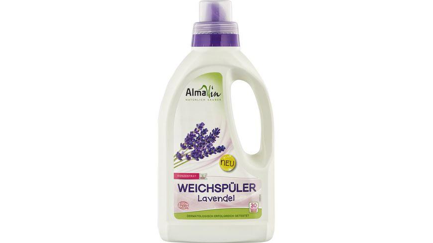 AlmaWin Weichspüler Lavendel