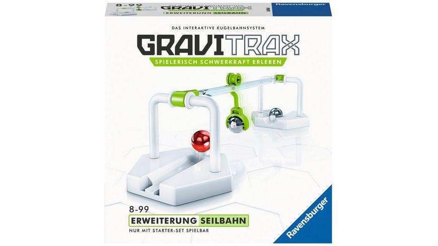 Ravensburger Beschaeftigung GraviTrax Action Steine Seilbahn