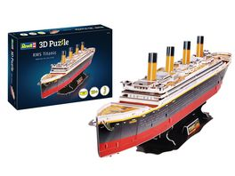 Revell 00170 3D Puzzle RMS Titanic