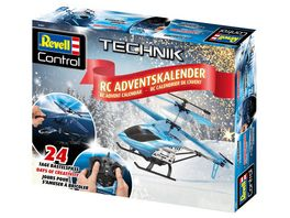 Revell 01021 Adventskalender RC Heli 2019
