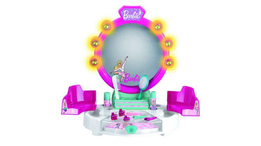 Theo Klein Barbie Schoenheitsstudio Tischversion