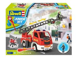 Revell 00823 Junior Kit Feuerwehr Leiterwagen