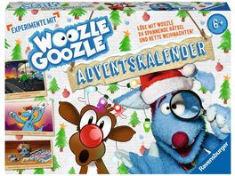 Ravensburger Beschaeftigung Woozle Goozle Adventskalender