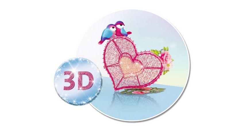 Ravensburger Beschaeftigung String it Maxi 3D Heart