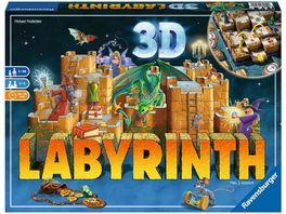 Ravensburger Spiel 3D Labyrinth