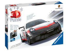 Ravensburger Puzzle 3D Puzzles Porsche 911 GT3 Cup