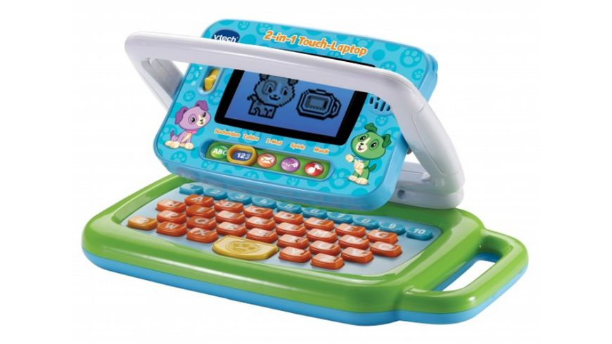 VTech Ready Set School 2 in 1 Touch Laptop