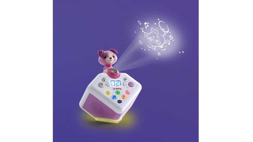 VTech V Story Die Hoerspielbox pink