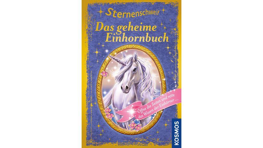 Sternenschweif Das geheime Einhornbuch