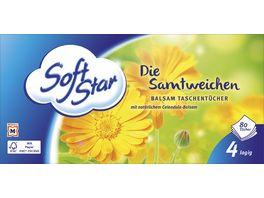 Softstar Taschentuecher Balsam 4 lagig