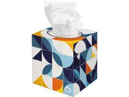Softstar Taschentuch Wuerfelbox 60 St 3 lg