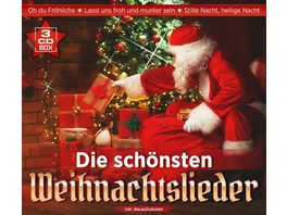 Die schoensten Weihnachtslieder