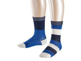 ESPRIT Kinder Socken Block Stripe 2er Pack