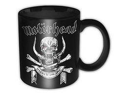 Motorhead March or Die Keramik Tasse