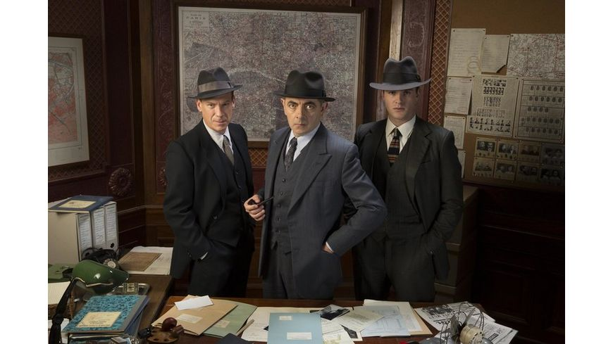 Kommissar Maigret Die komplette Serie 2 BRs