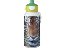 MEPAL Trinkflasche Pop up Campus Animal Planet Tiger