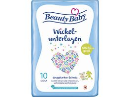Beauty Baby Wickelunterlagen 60x60 cm