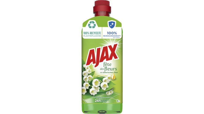 Ajax Frühlingsblumen Allzweckreiniger