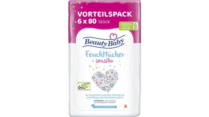 Beauty Baby Comfort Feuchtt Sensitiv