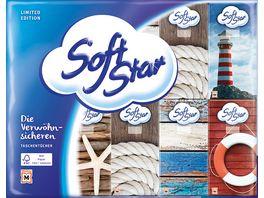 SoftStar Taschentuecher 30x10 4 Lagig