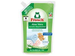 Frosch Aloe Vera Waschmittel
