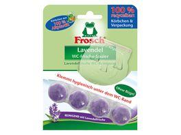 Frosch Lavendel Wc Frische Spueler
