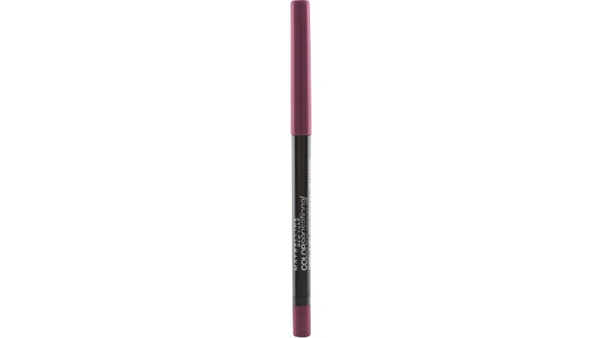MAYBELLINE NEW YORK Color Sensational Smoked Roses Shaping Lipliner