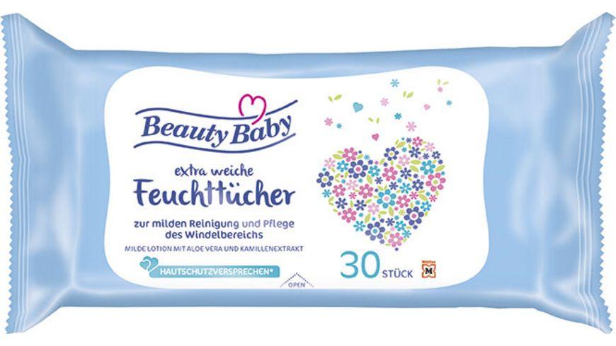 Beauty Baby Comfort-Feuchttücher