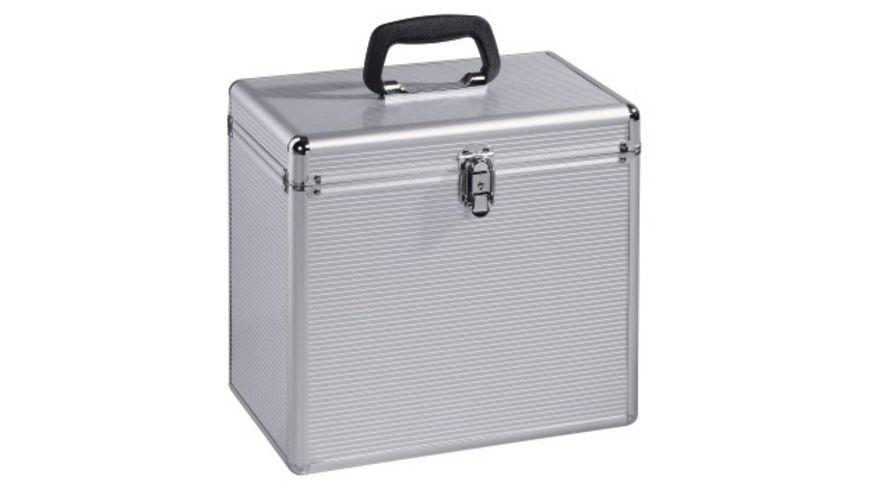 LP Koffer 50 Alu Look Silber