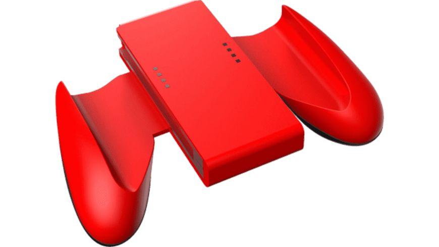Nintendo Switch Joy Con Comfort Grip Red