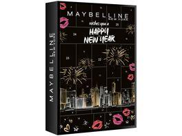 MAYBELLINE NEW YORK Adventskalender 2019